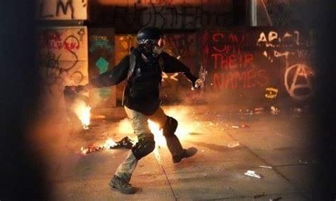 Portland riots 3